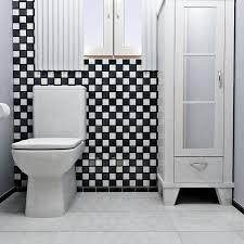 Mickey Mouse Bathroom Ideas 100 Black And White Bathroom Tile Design Ideas Best 20