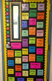 thanksgiving door ideas best 20 spanish bulletin boards ideas on pinterest spanish