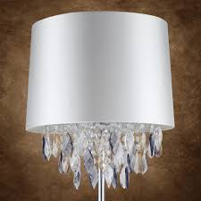 Wohnzimmerlampe Kristall Luxpro Stehleuchte Stehlampe Lampe Wohnzimmerlampe Leuchte