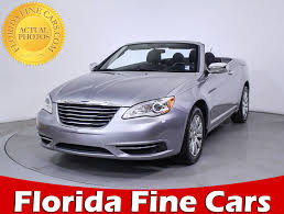 lexus suv for sale in florida used chrysler 200 convertible for sale in miami hollywood west