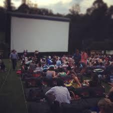 Botanical Gardens Open Air Cinema Outdoor Cinema Botanical Gardens Melbourne Pinterest