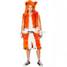 Fox Halloween Costume Buy Wholesale Men Fox Costume China Men Fox Costume