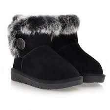 womens winter boots for sale rabbit hair boots black boots boots for winter boots on
