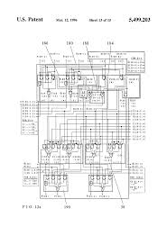 the interlace floor plan patente us5499203 logic elements for interlaced carry borrow