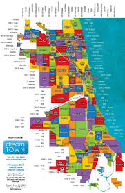Chicago Loop Map by Best 25 Chicago Neighborhoods Ideas On Pinterest Chicago