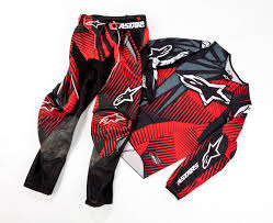 travis pastrana motocross gear product review alpinestars techstar motocross jersey and pants mcn