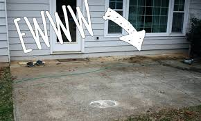 Outdoor Concrete Patio Patio Ideas Backyard Designs On A Budget Tile Flooring Idea