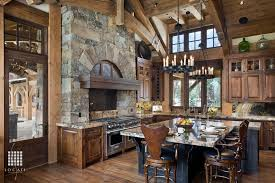 Rustic Kitchen Ideas - rustic kitchen cathedral ceiling design ideas u0026 pictures zillow