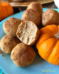 healthy pumpkin spice cake balls keto vegan paleo pretty pies