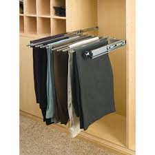 rev a shelf 3 in h x 24 5 in w x 14 in d chrome pull out pants