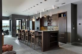 basement bar cabinet ideas wine cellar contemporary with chair