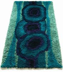 a vintage 1960s pure wool ege rya de luxe rug could work with mid