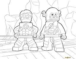absolutely smart super heroes coloring pages dc universe free
