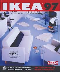 Ikea Catalogue On Ikea U0027s Successful Catalogue Design Creative Review