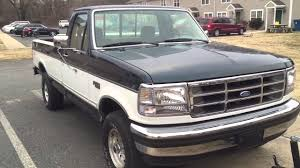 truck ford 1995 ford f150 my truck youtube