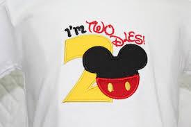 mickey mouse birthday shirt boy 2nd birthday shirt boys second birthday shirt mickey mouse