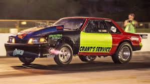 fox mustang pictures the grinch fox mustang king of the streets dragtimes com