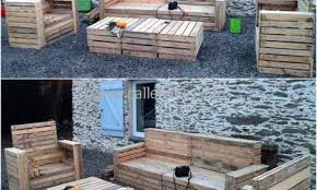 Diy Wood Pallet Outdoor Furniture by Pallet Ideas Diy Pallet Wood Furniture Projects And Plans