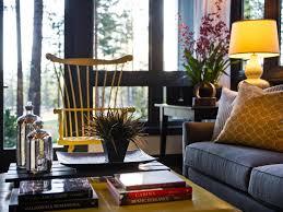 yellow livingroom rooms viewer hgtv