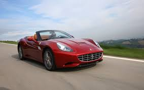 Ferrari California Coupe - 2013 ferrari california first drive motor trend