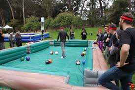 sharks pool tables san jose ca giant inflatable pool table over 21 party rentals