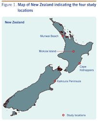 Lyme Disease Map Surveillance For Viral Zoonoses In New Zealand Birds Tompkins