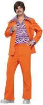 amazon com forum novelties men u0027s 70 u0027s leisure suit costume