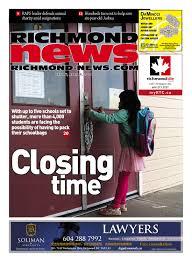 nissan canada richmond bc richmond news april 8 2016 by richmond news issuu