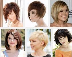 hairstyles for women with round head hairstyles for men according to face shape