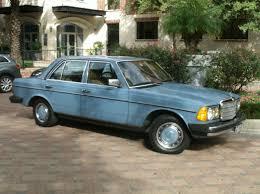 mercedes 300d for sale still economical 1981 mercedes 300d diesel sedan original