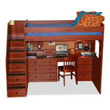 desks loft bed with stairs target bunk beds loft bed with desk