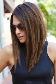 short hairstyles longer in front shorter in back 70 best a line bob hairstyles screaming with class and style lob
