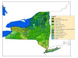 New York vegetaion images Mammals farmscape ecology program jpg