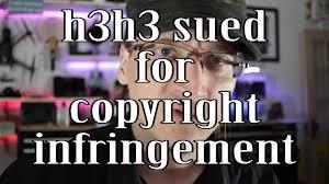 Meme Copyright - copyright h3h3 sued by matt hoss for infringement wtfu youtube