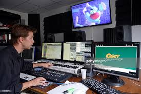 sound designer a sound designer works in the post production of the animated