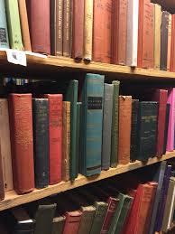 Comfy Library Chairs Kim Visits Baldwin U0027s Book Barn The Midnight Garden