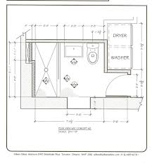 master bathroom layout and floor plans design with walk in closet
