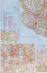 Hermosillo Mexico Map by Map Of Mexico Guatemala Belize U0026 El Salvador Nelles Map