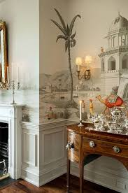 Wallpaper Designs For Dining Room the 25 best dining room wallpaper ideas on pinterest room
