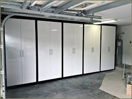 Wood Garage Storage Cabinets Garage Storage Cabinets Diy Home Design Ideas