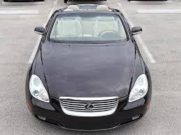 lexus sc430 cars for sale 2003 lexus sc 430 for sale in bonita springs fl stock 038188 16
