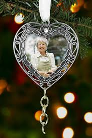 broken chain sympathy gift photo memorial ornament