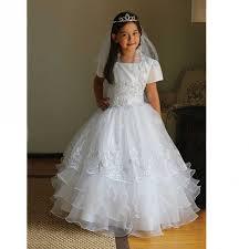 communion dresses on sale garment white taffeta organza holy communion dress girl 10