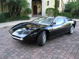 1975 maserati merak 1973 maserati merak italian sportscar black coupe