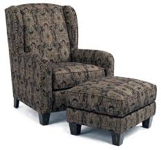 ottomans accent chair and ottoman set overstuffed chair and