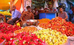 7 historic markets of india