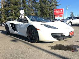 custom mclaren mp4 12c 2013 mclaren mp4 12c in surrey bc basant motors