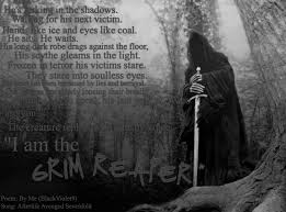 grim repper the grim reaper publish with glogster ghost