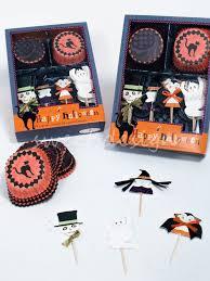 halloween cake cases