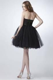 robe noir pour un mariage robe bustier cœur pour un mariage d été en tulle